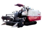YH1180履帶式穀物聯合收割機