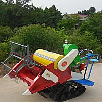 四川红驰4L-0.6联合收割机