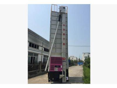 蘇州山本NCD-100BC糧食烘幹機