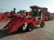 4YZP-2E玉米收获机