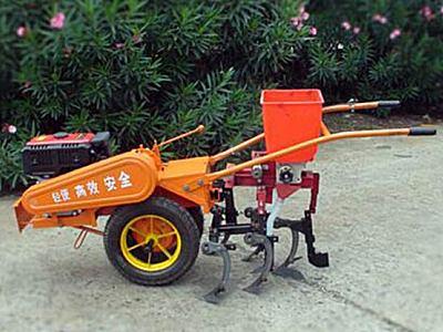 金驰3ZF-0.5中耕施肥机