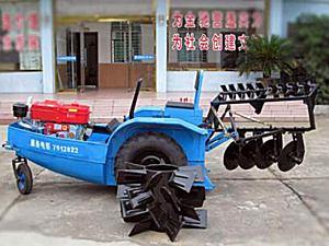 金驰JC-289XY机耕船
