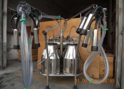 森達酪寶9J-JI-YD185移動式擠奶機