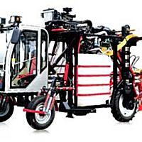 浙江勇力3WPZ-800自走式噴桿噴霧機