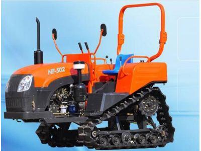 农夫NF-502履带拖拉机