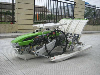 东华牌2ZX-425步行式水稻插秧机