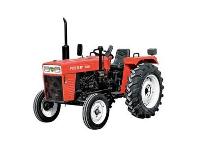 奔野普兴320轮式拖拉机