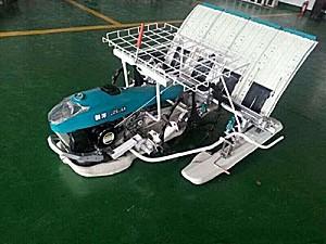 江苏隆庆2ZS-4A手扶式水稻插秧机
