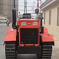 江蘇愛凱FS702履帶式拖拉機