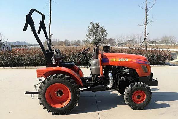 徽拖传奇CQ454-D轮式拖拉机