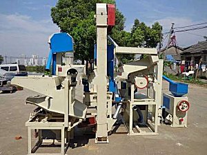 安徽东亚6LNZ-18碾米机
