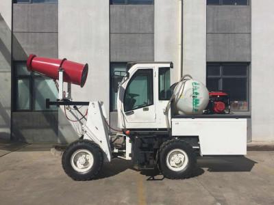 天津沃能达3WGZ-1000自走式风送喷雾机