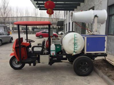 天津沃能达3WGZ-900自走式风送喷雾机