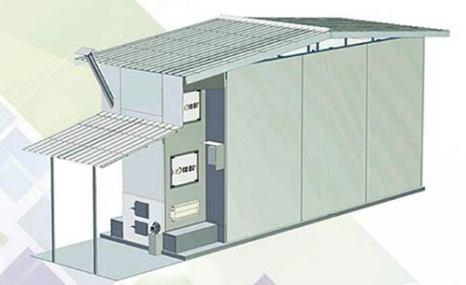 佳叶5HGM-70果蔬烘干机