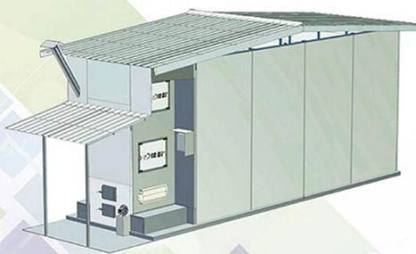 佳叶5HGM-90果蔬烘干机