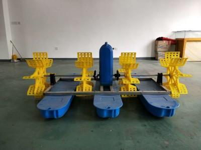 天津沃能达YC-1.5水车式增氧机