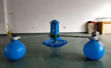 天津沃能达YL-3.0叶轮式增氧机