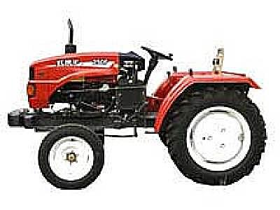 雷沃欧豹HT254拖拉机