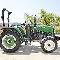 中特604輪式拖拉機