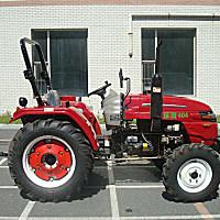 沃保田404轮式拖拉机