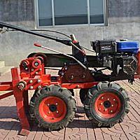 中發4DSL-65大蒜收獲機