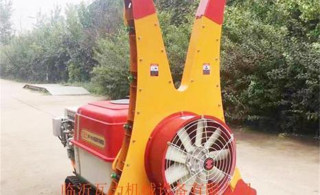 山东瓦力3WZ-400履带自走式果林喷雾机