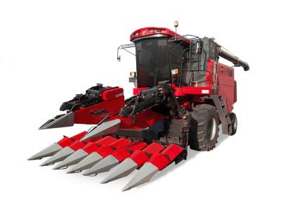 牧神4YZT-8型自走式玉米籽粒收获机