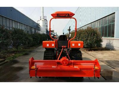 豐源1GZL-200A自走履帶式旋耕機