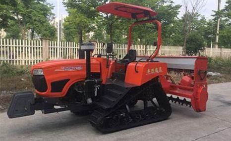 豐源1DL1-200履帶式耕作機