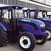欧旗OQ1204轮式拖拉机