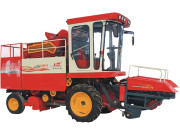 4YZ-2自走式玉米收获机