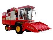 4YZ-4B自走式玉米收获机