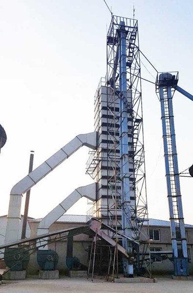 鐵嶺裕峰5HSHN-150谷物烘干機