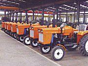 欧旗TS300轮式拖拉机