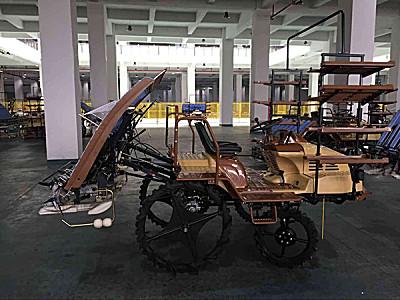 星月神2ZG-6Q乘坐式高速插秧机