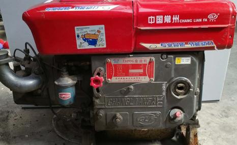 常州常联发ZS195MN柴油机