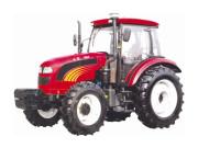 TF-1604輪式拖拉機