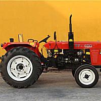 天富TF-450輪式拖拉機