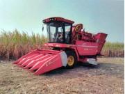 4YZP-5A玉米收割機