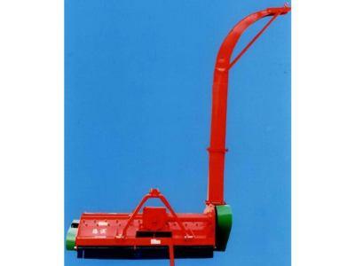 海澳4JS-150秸秆切碎收集机
