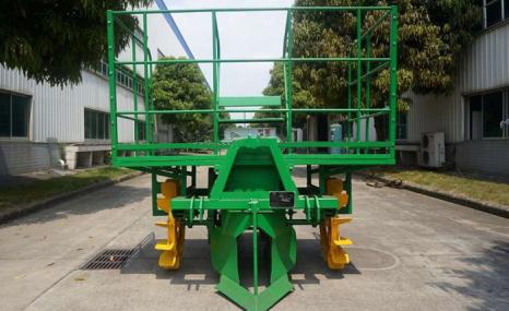 广西日风2CZ-2甘蔗种植机