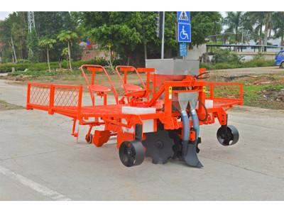 廣西雙高2CZ-2A甘蔗種植機