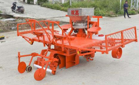 廣西雙高2CZ-2型甘蔗種植機
