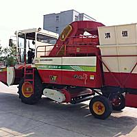 渭豐4YZBX-4自走式玉米聯合收獲機