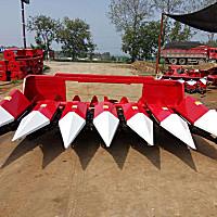 方园4YZ-6玉米割台