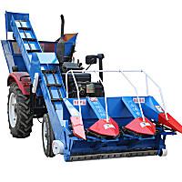 糧保成4YG-3B玉米收割機