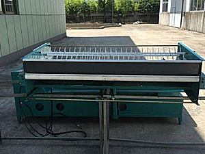 上河6CL-800/16ZD茶叶理条机