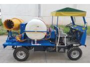 宇辰3WGZ-800自走式风送喷雾机