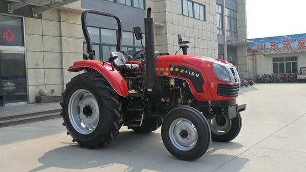 齊魯常力1100拖拉機