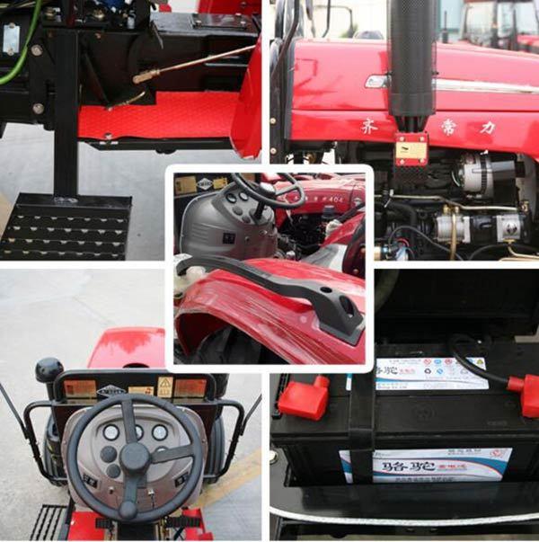 齐鲁常力NB454拖拉机产品细节图